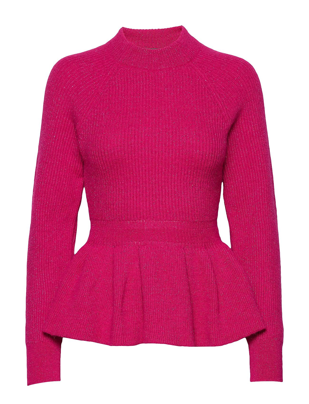 STINE GOYA Lucio, 660 Medium Rib Knitwear - PINK