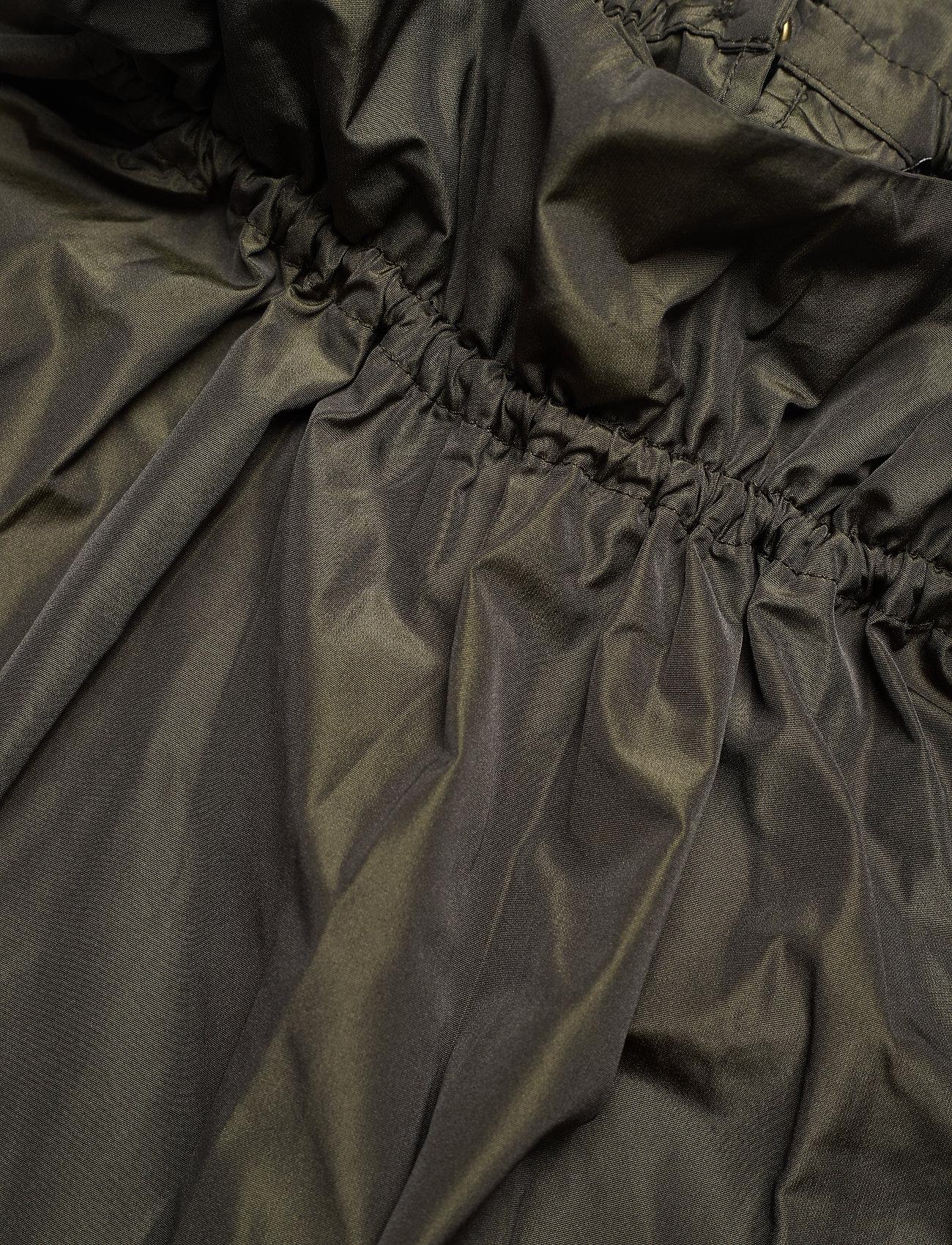 STINE GOYA - Ines, 924 Taffeta - langærmede bluser - seaweed green - 2