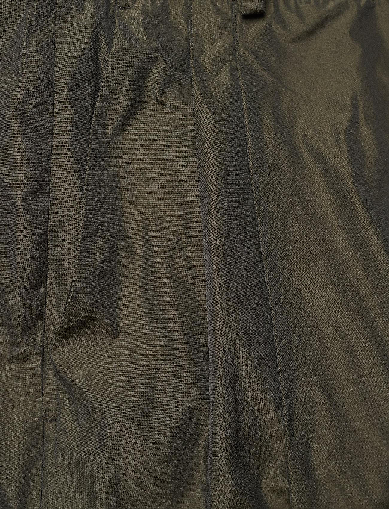 STINE GOYA - Laia, 924 Taffeta - bukser med lige ben - seaweed green - 4