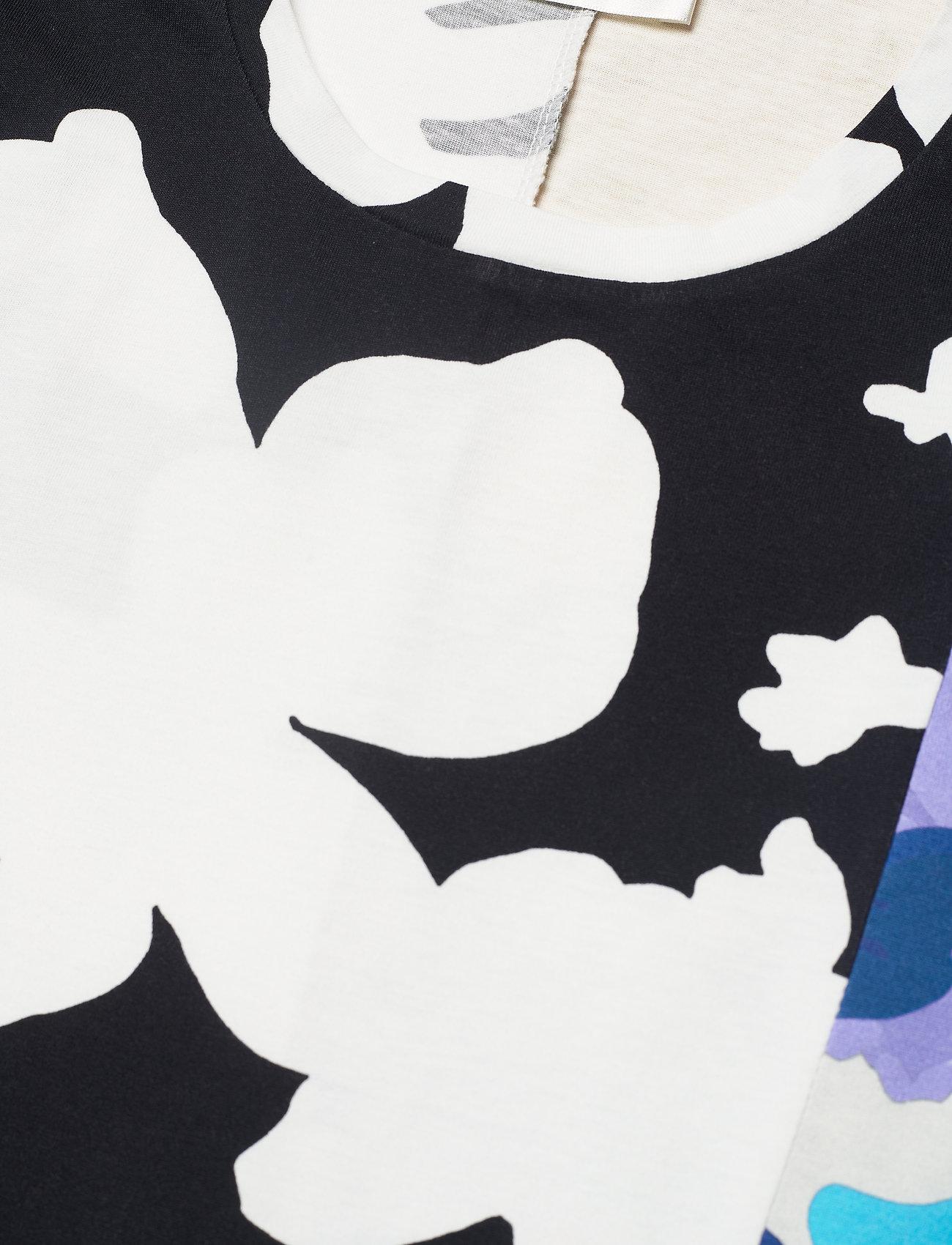 STINE GOYA - Leonie C, 1000 Allover Tee - t-shirts - floral mix - 4