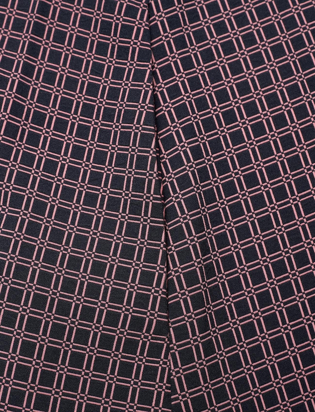 STINE GOYA - Mavelin, 1081 Grid Stretch - vardagsklänningar - grid - 5