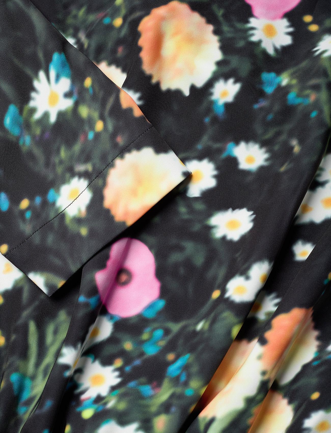 STINE GOYA - Jay, 1037 Floral Poly - hverdagskjoler - poppy - 4