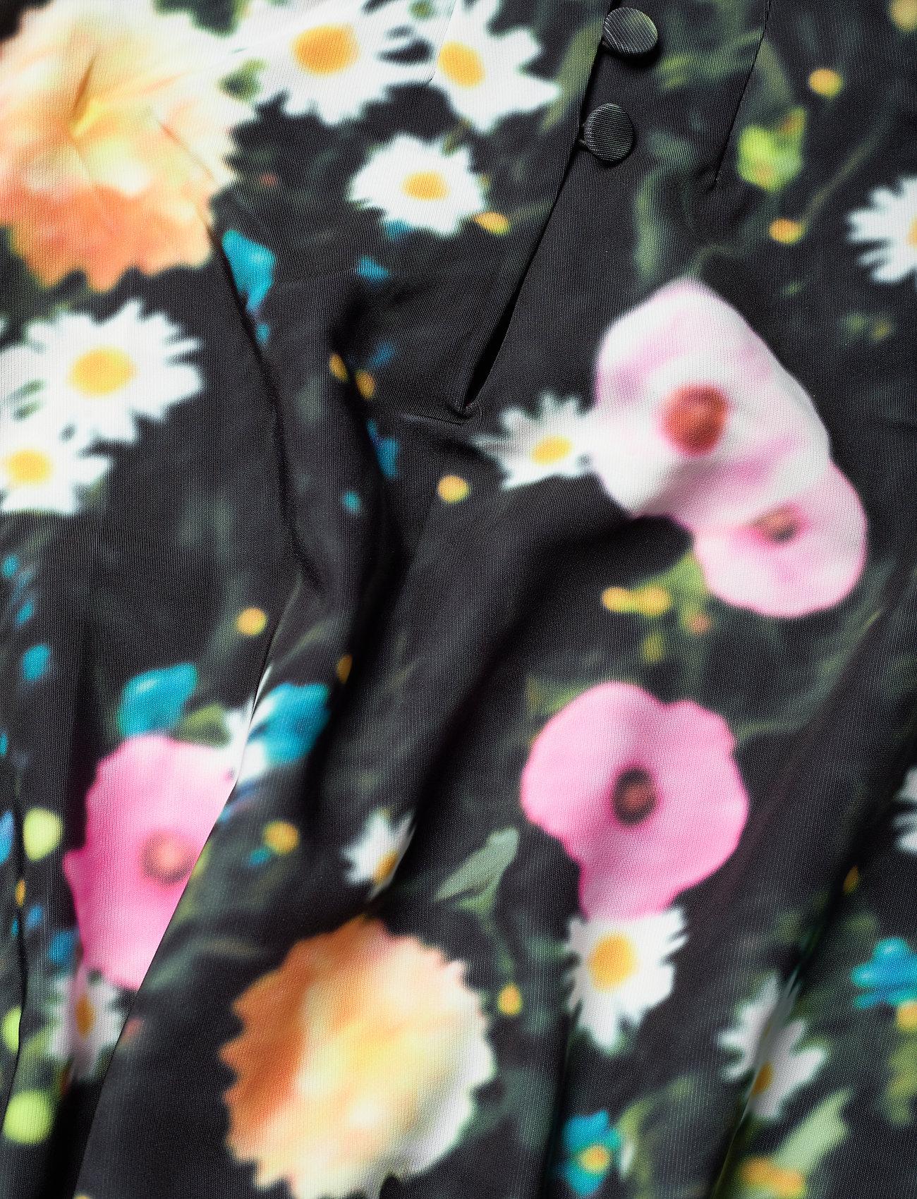 STINE GOYA - Jay, 1037 Floral Poly - hverdagskjoler - poppy - 5