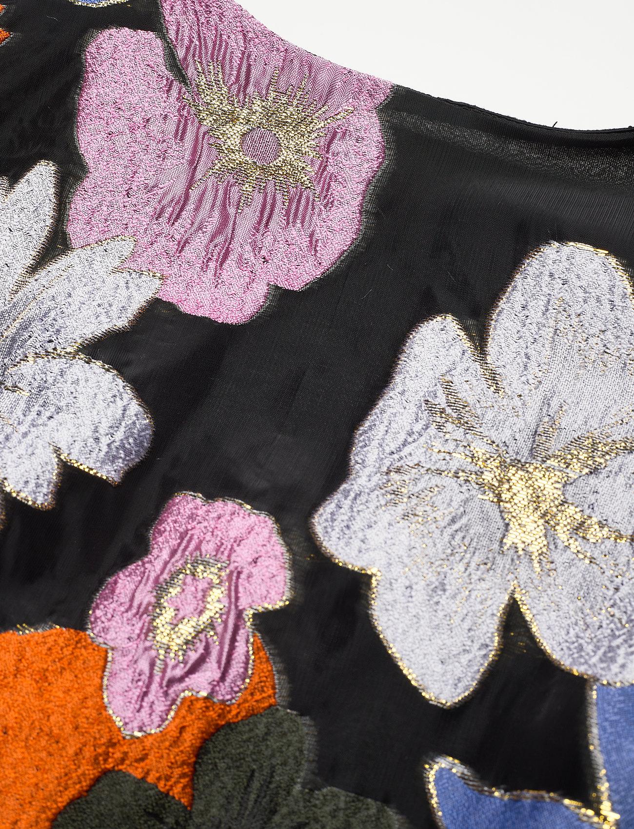 STINE GOYA - Gara, 1035 Organza - långärmade blusar - botanical - 4