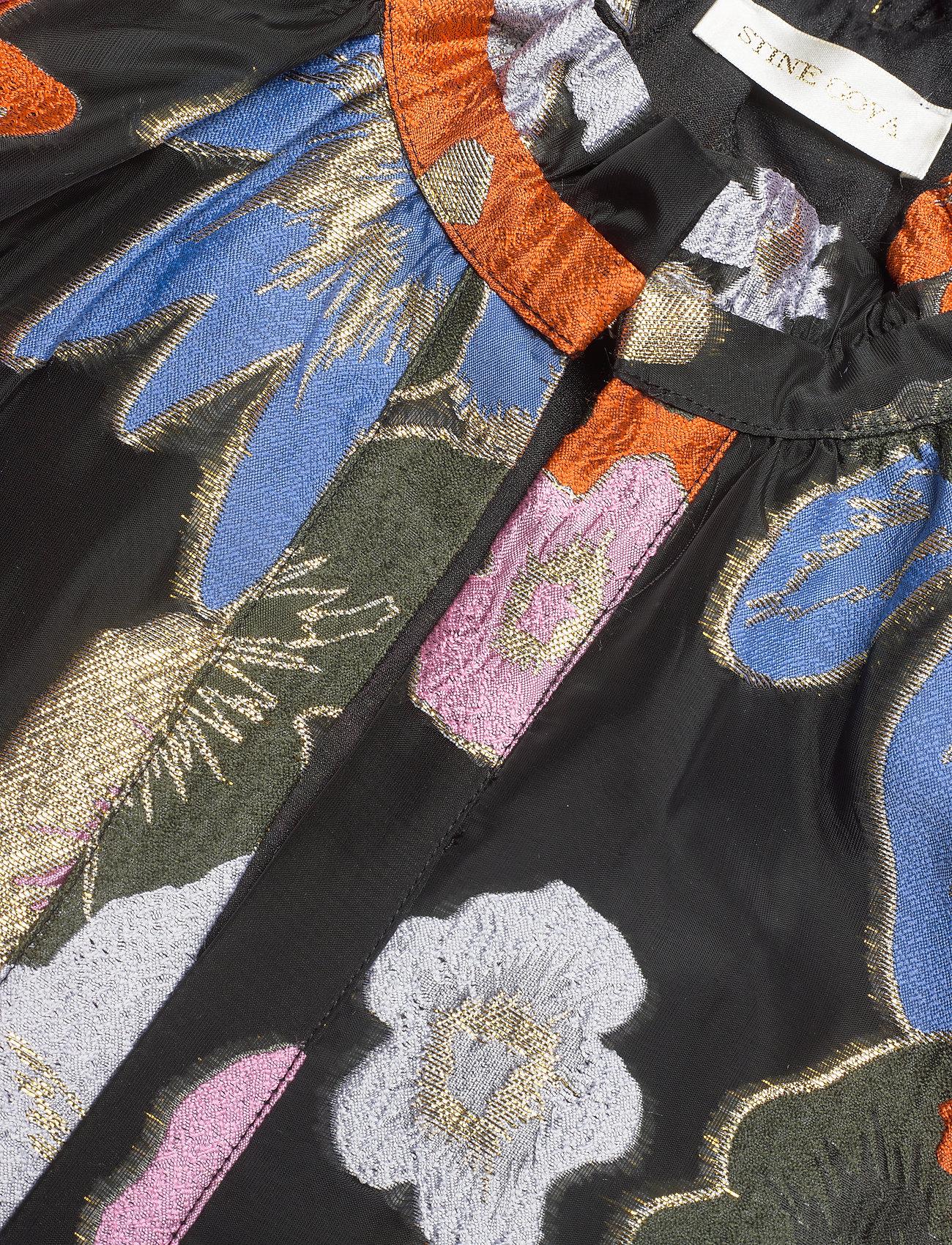 STINE GOYA - Jasmine, 1035 Organza - vardagsklänningar - botanical - 2