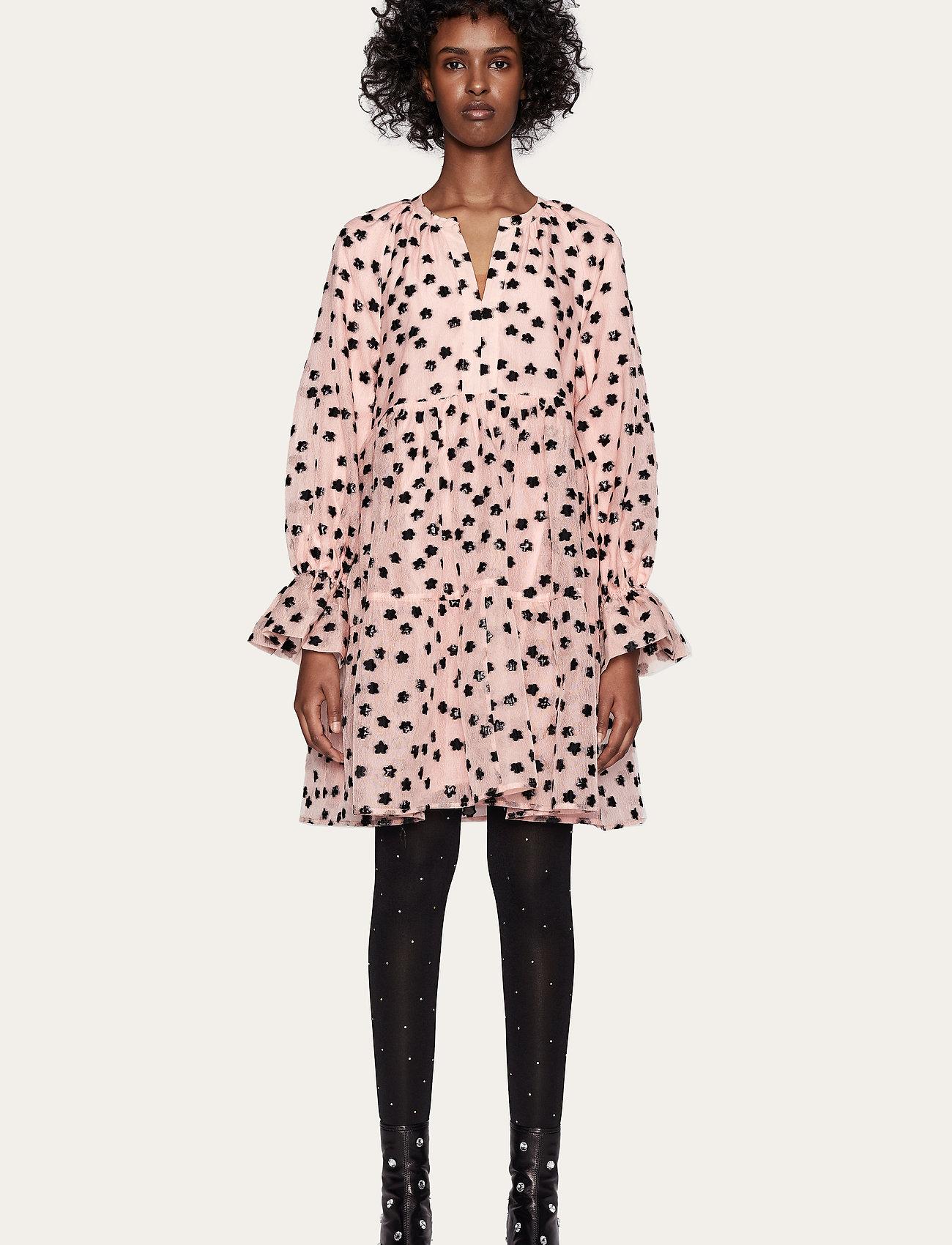 STINE GOYA - Ivana, 1012 Meadow Organza - korte kjoler - meadow blush - 0