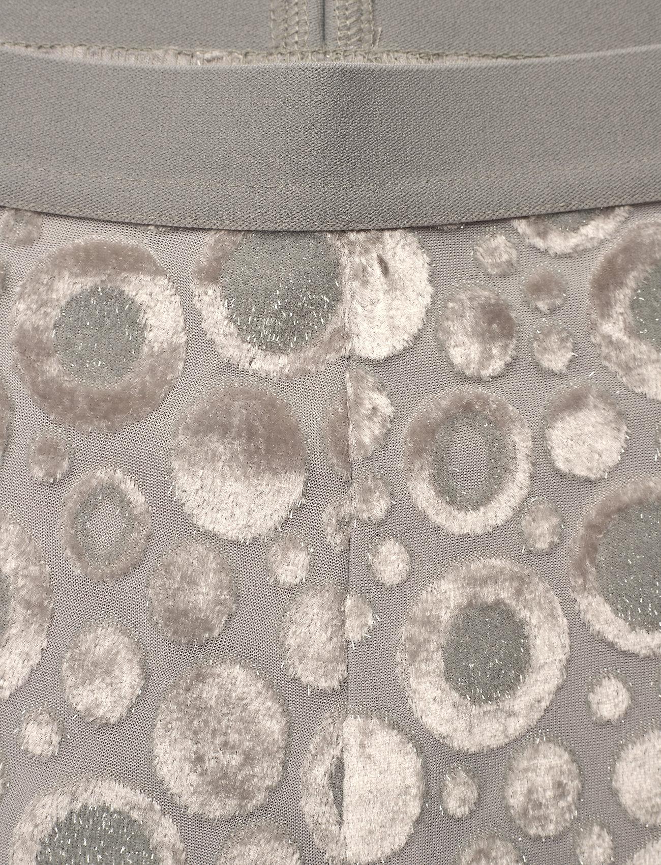 STINE GOYA - Andy, 1087 Velvet Devoré - tøj - dots silver - 2