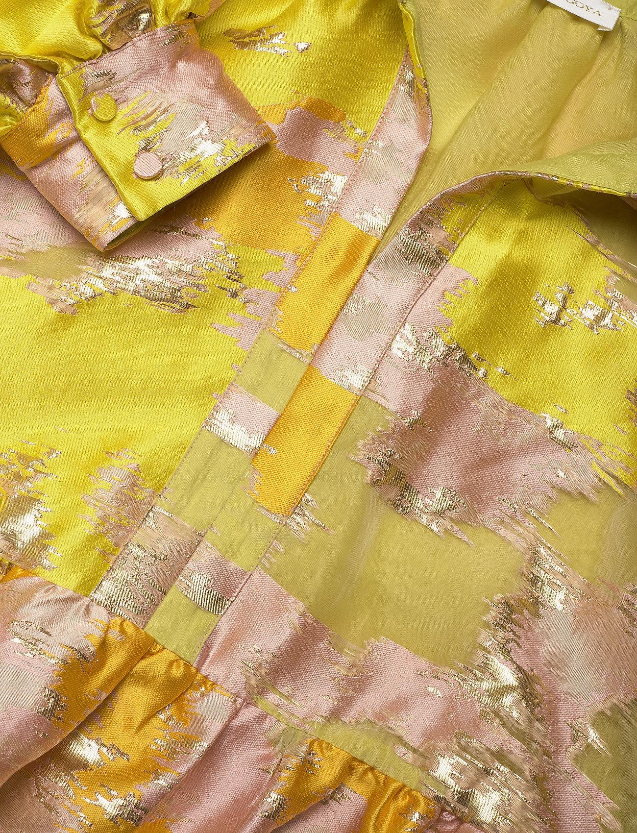 STINE GOYA - Jasmine, 1141 Distortion Organza - festklänningar - distortion - 2
