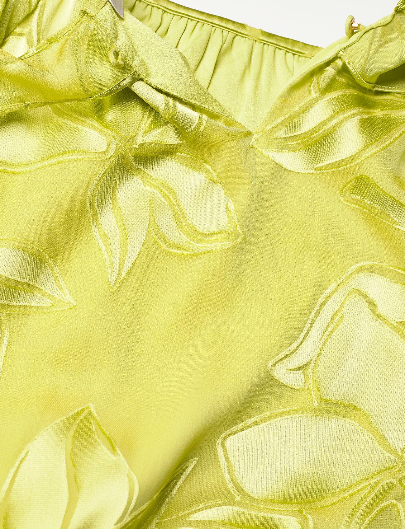 STINE GOYA - Addyson, 1107 Lemon Chiffon - sommerkjoler - lemon - 5
