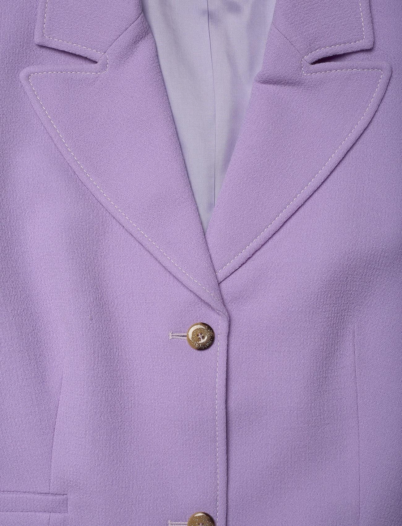 STINE GOYA - Grace, 1113 Iris Tailoring - vardagskavajer - lilac - 3