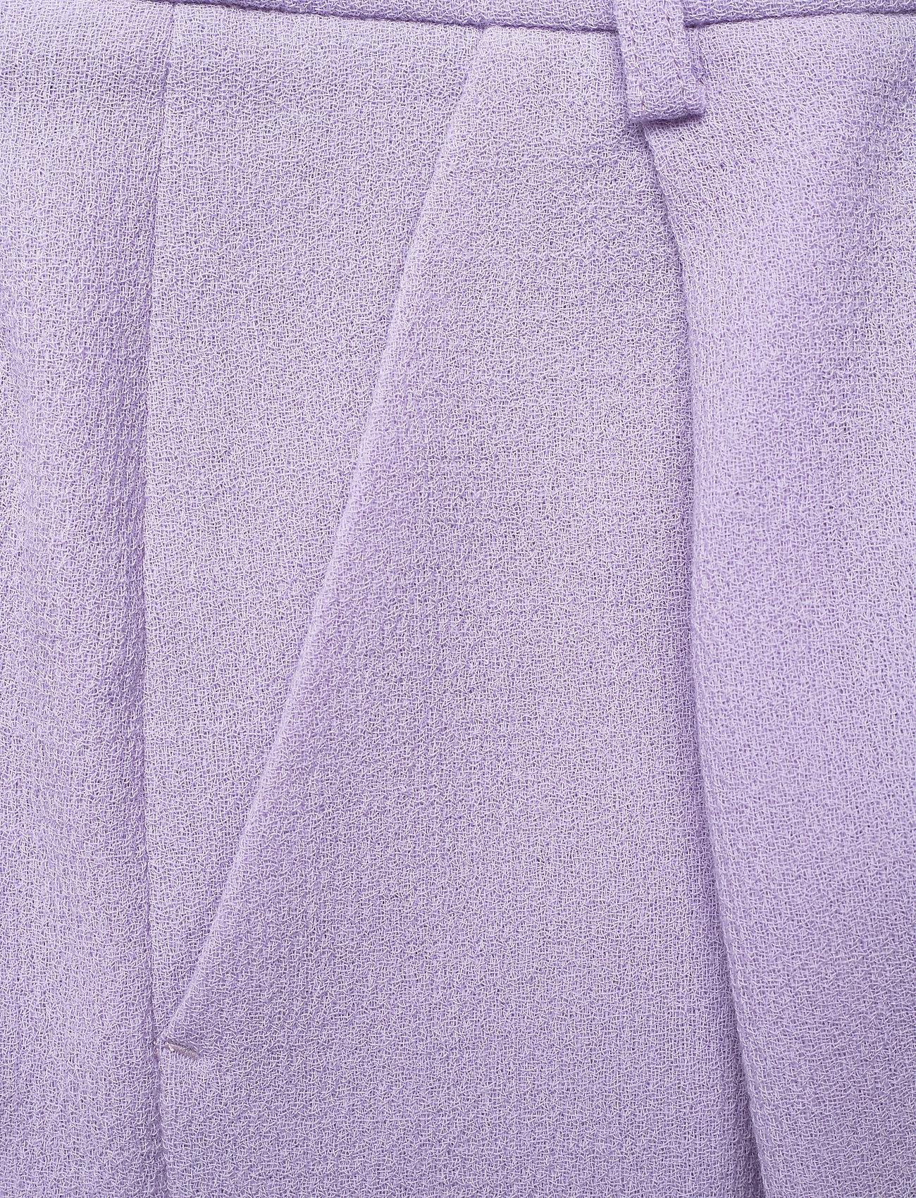 STINE GOYA - Estella, 1113 Iris Tailoring - bermudashorts - lilac - 3
