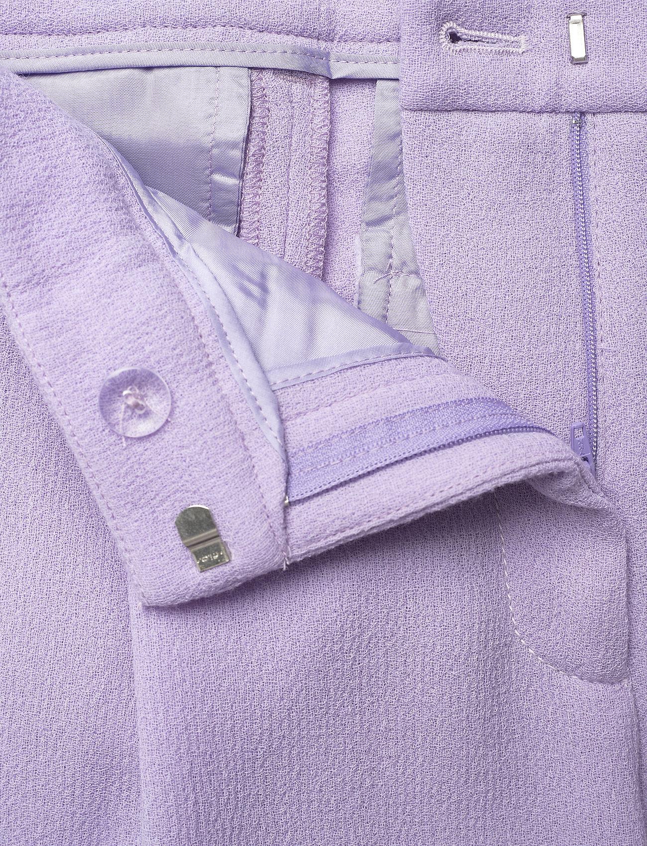 STINE GOYA - Estella, 1113 Iris Tailoring - bermudashorts - lilac - 4