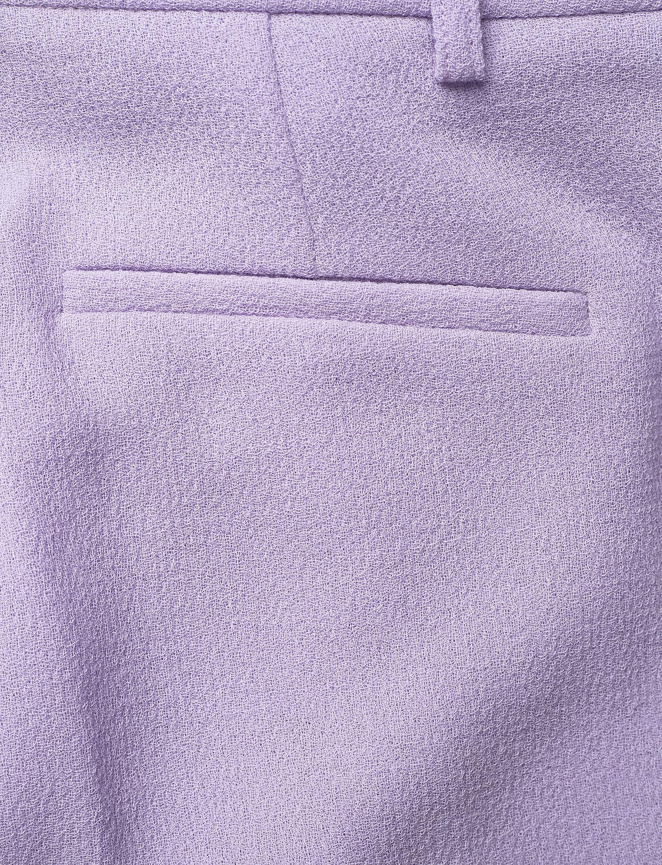 STINE GOYA - Estella, 1113 Iris Tailoring - bermudashorts - lilac - 5