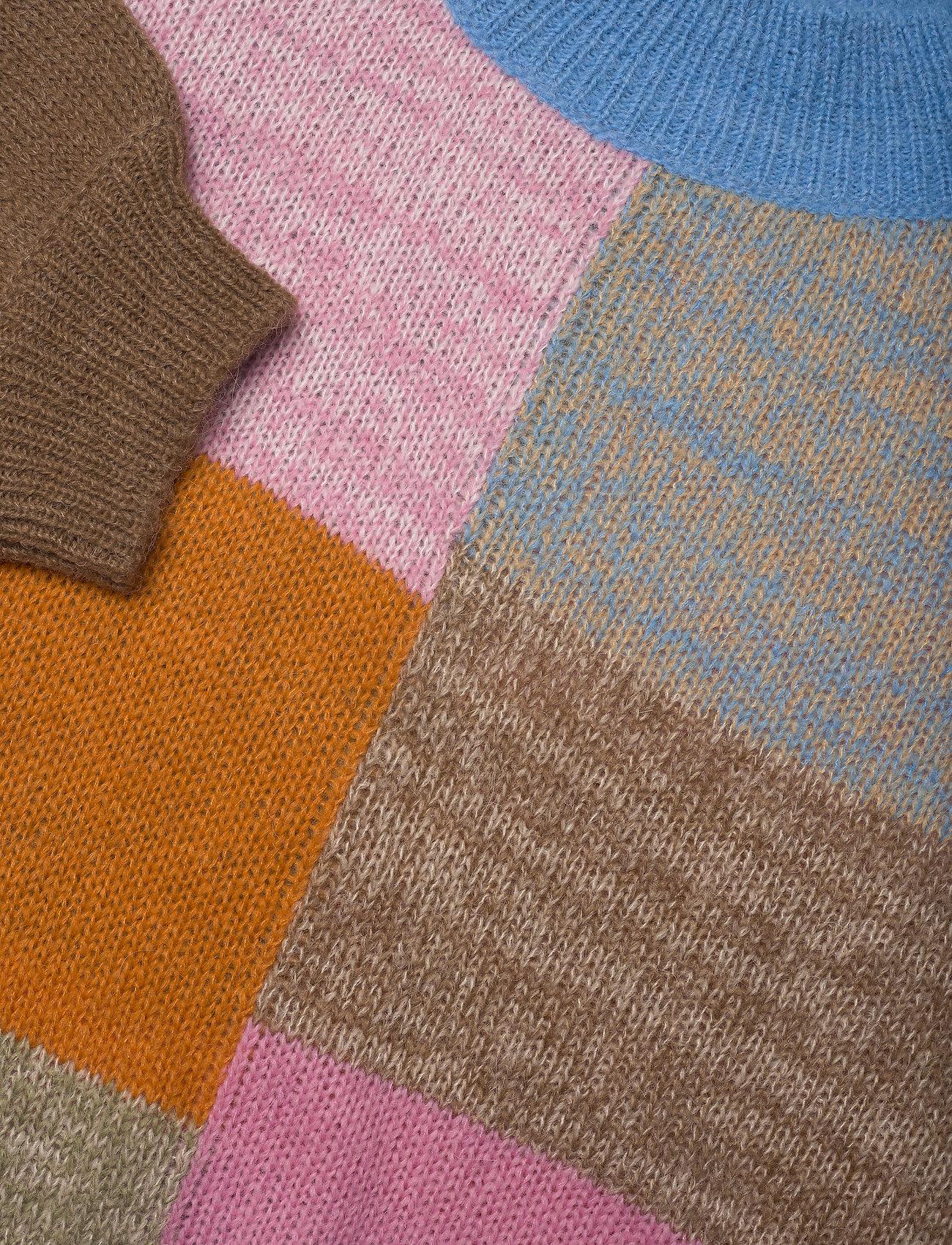 STINE GOYA - Adonis, 1144 Gingham Knit - tröjor - multicolour - 2