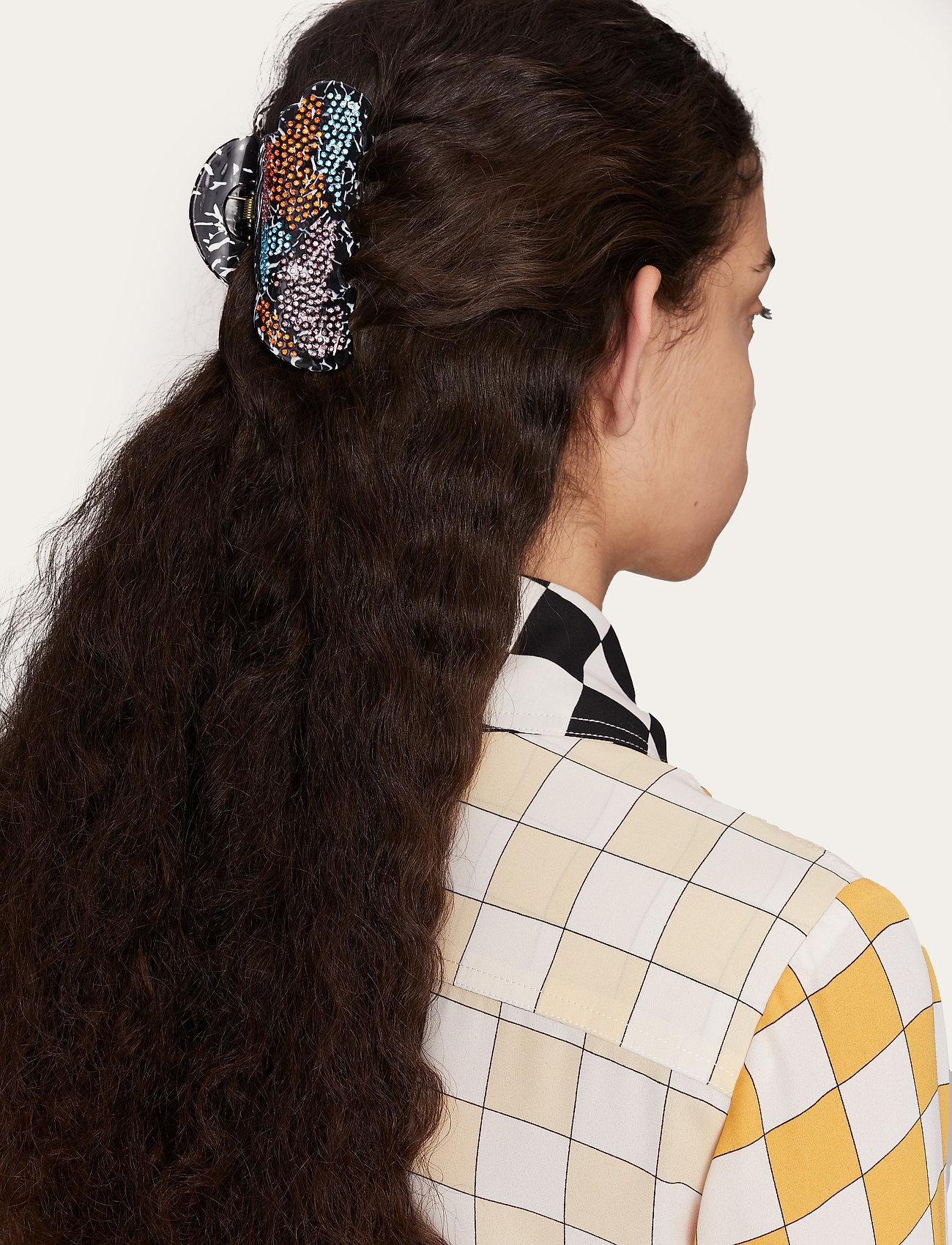 STINE GOYA - Lizzy, 1136 Hair Accessories - hårklämmor - black - 0