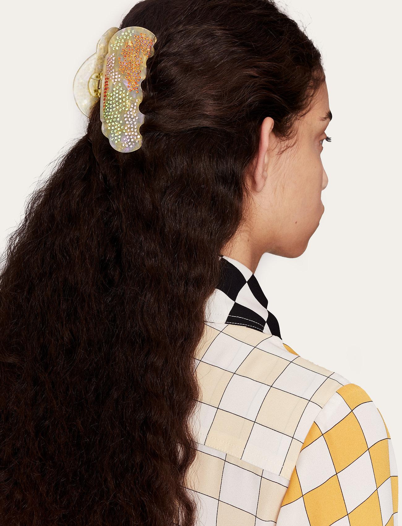 STINE GOYA - Lizzy, 1136 Hair Accessories - accessoarer - yellow - 0
