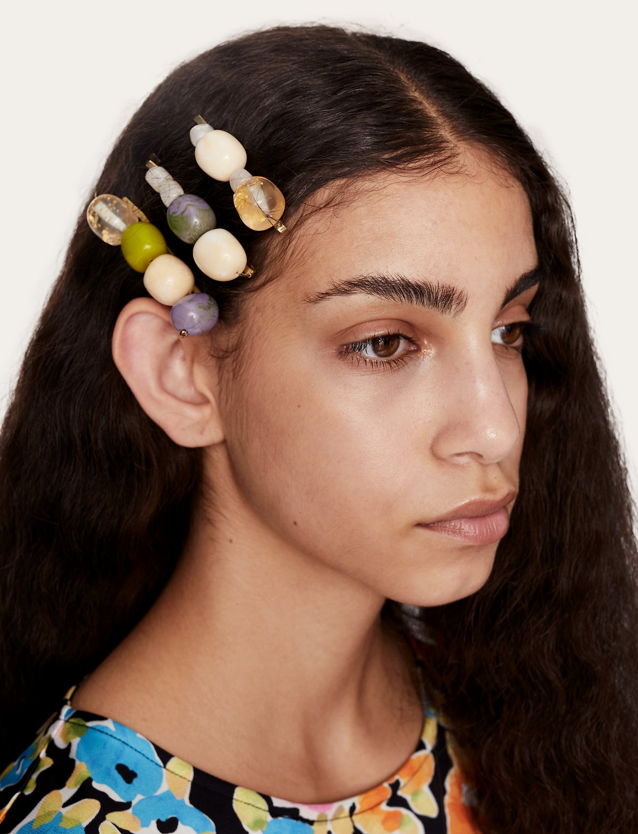 STINE GOYA - Ania 1135 Jewelry - haar accessoires - lime - 0
