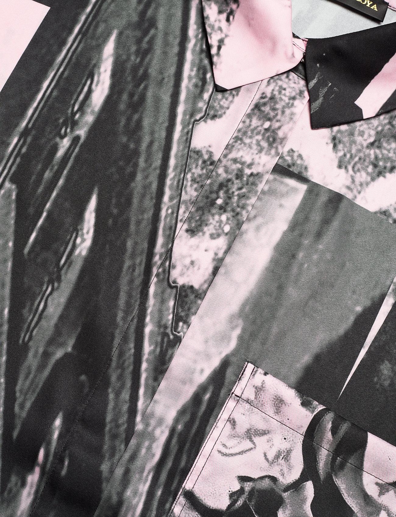 STINE GOYA - Luna, 1186 Poly Twill - langærmede bluser - pompette rosado - 2