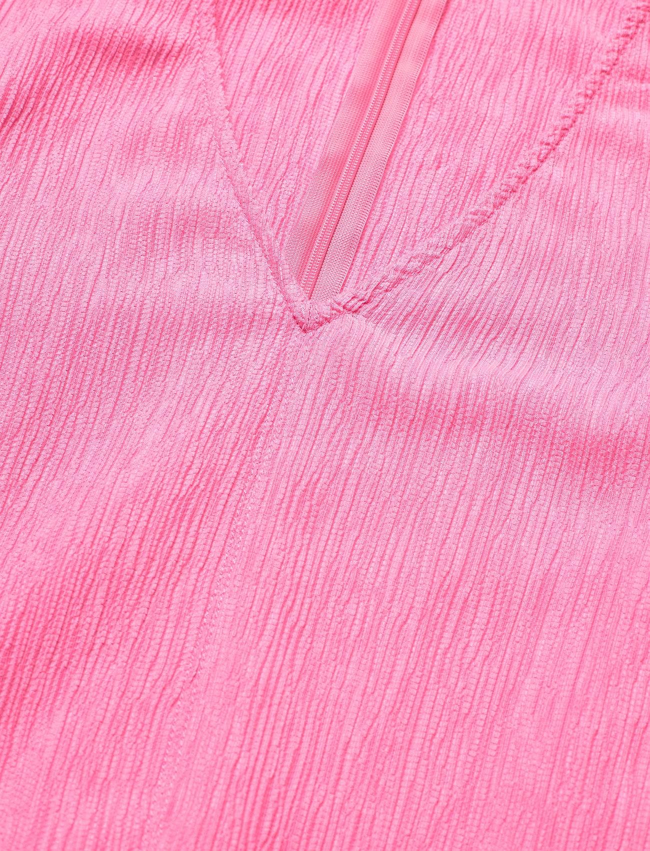 STINE GOYA - Rosen, 1213 Crinkled Tencel - sommerkjoler - pink - 3