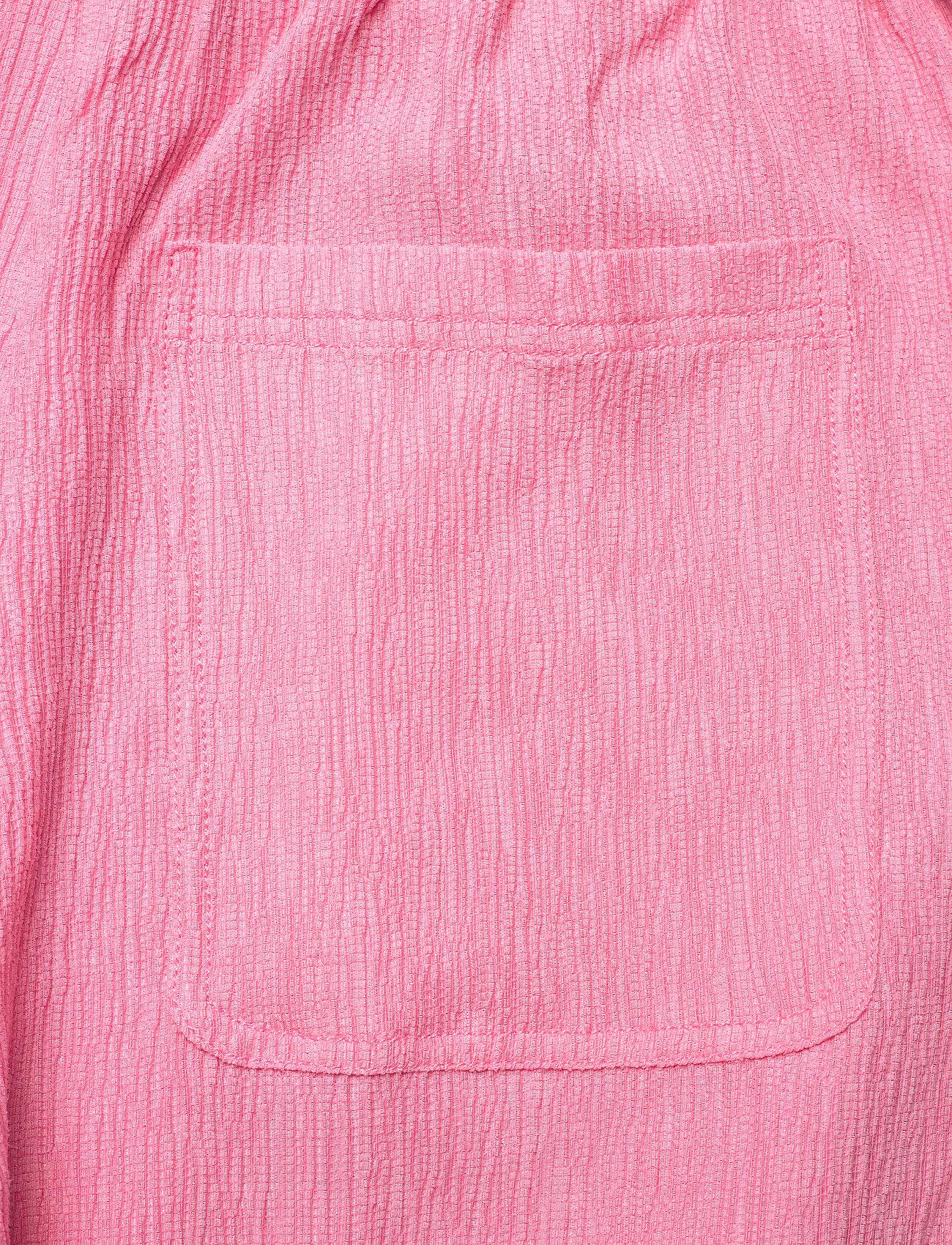 STINE GOYA - Gulcan, 1213 Crinkled Tencel - casual bukser - pink - 4