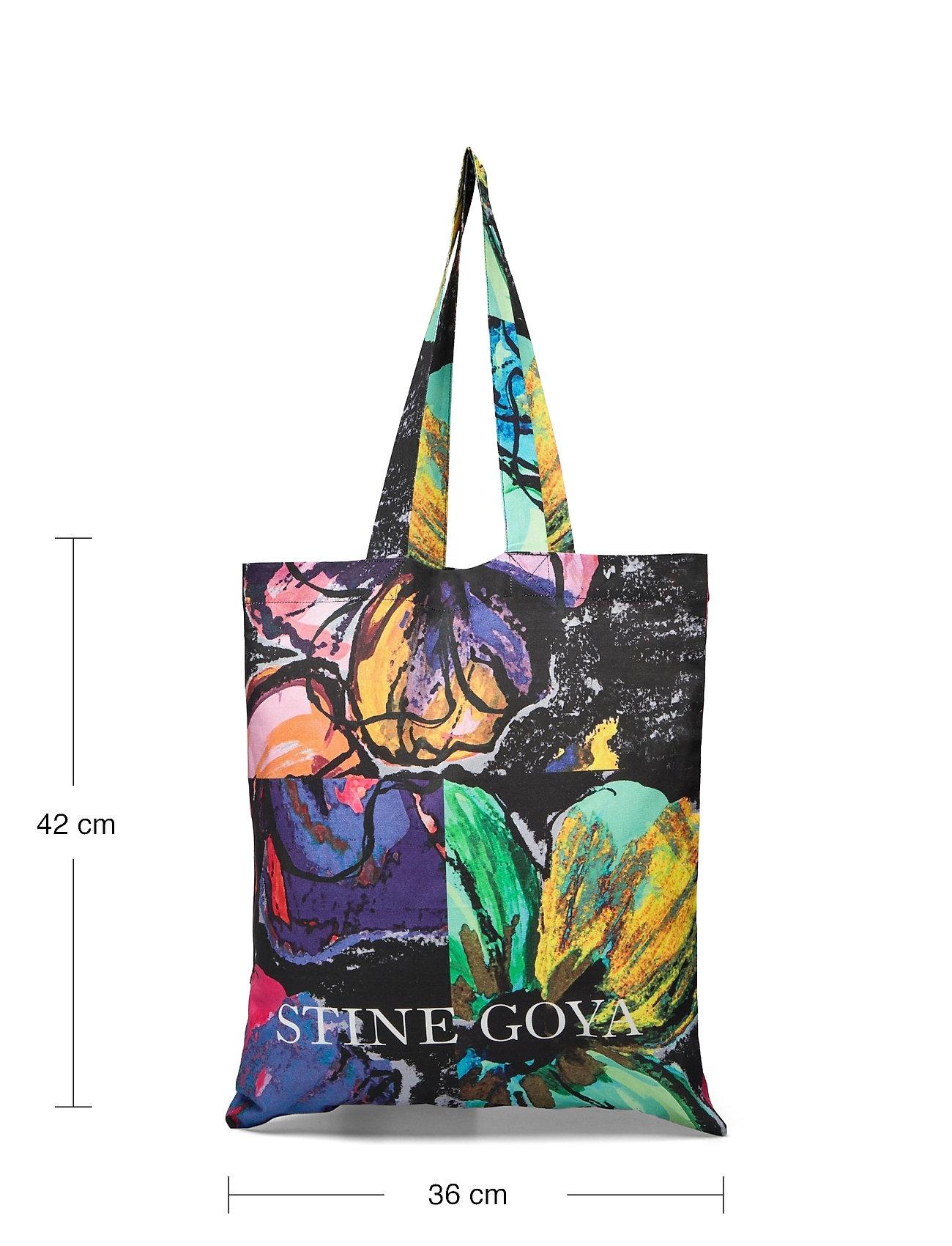 STINE GOYA - Rita, 1197 Tote Bag - tote bags - opium garden - 4