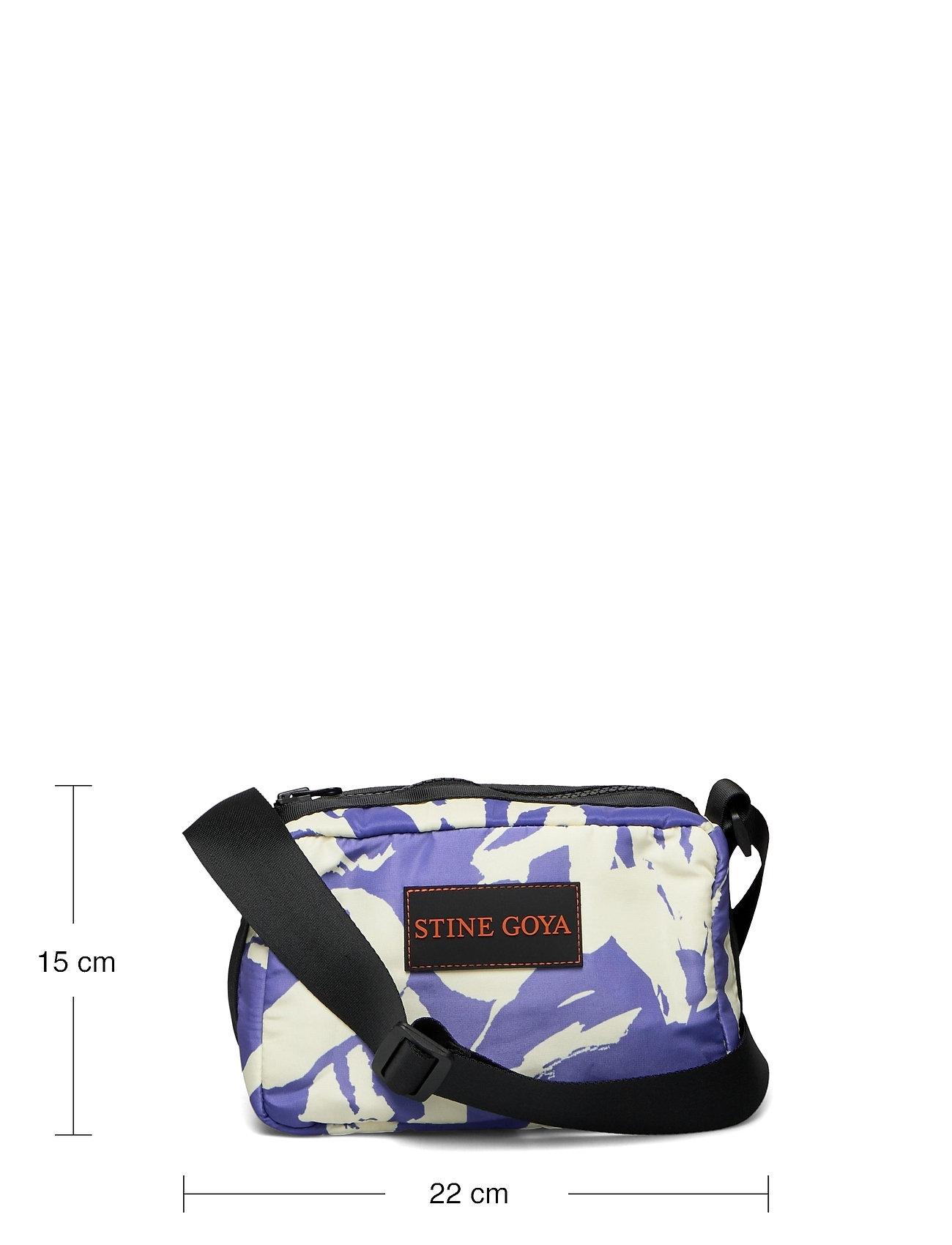 STINE GOYA - Vivienna, 1200 Nylon Bags - tasker - violet hawaii - 4