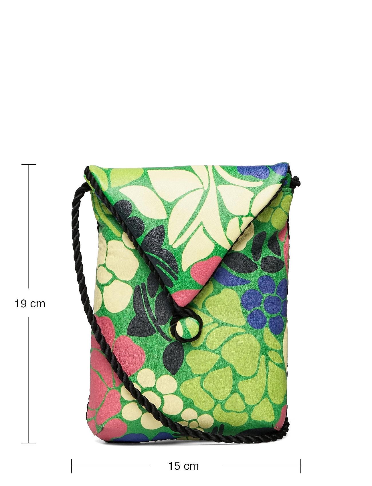 STINE GOYA - Lo, 1201 Pocket Bag - tasker - banana leaf - 4