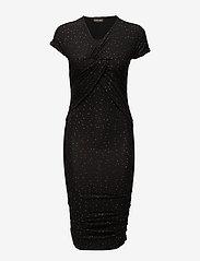 STINE GOYA - Brush Dress, Orions - stramme kjoler - black - 1