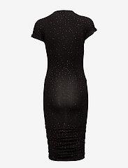 STINE GOYA - Brush Dress, Orions - stramme kjoler - black - 2