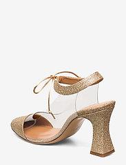 STINE GOYA - Katya, 758 Katya Glitter - classic pumps - gold - 3