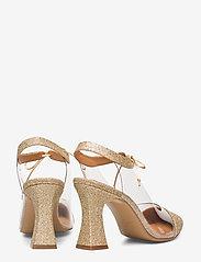 STINE GOYA - Katya, 758 Katya Glitter - classic pumps - gold - 5