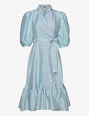 Chinie, 864 Gingham Poly - ICE