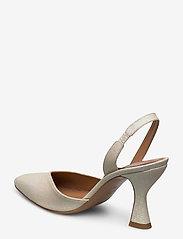 STINE GOYA - Agatha, 884 Glitter Shoes - sling backs - champagne - 2