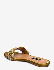 STINE GOYA - Alaia, 888 Alaia Sandal - matalat sandaalit - gold - 2