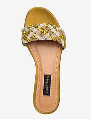 STINE GOYA - Alaia, 888 Alaia Sandal - matalat sandaalit - gold - 3