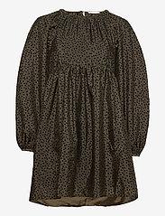 STINE GOYA - Kelly, 1034 Textured Poly - hverdagskjoler - meadow flock - 1