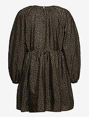 STINE GOYA - Kelly, 1034 Textured Poly - hverdagskjoler - meadow flock - 2