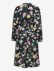 STINE GOYA - Jay, 1037 Floral Poly - hverdagskjoler - poppy - 2