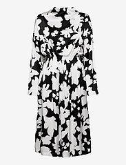 STINE GOYA - Jay, 1039 Printed Rayon - midi kjoler - daisy - 1