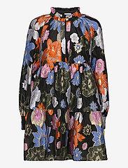 STINE GOYA - Jasmine, 1035 Organza - vardagsklänningar - botanical - 0