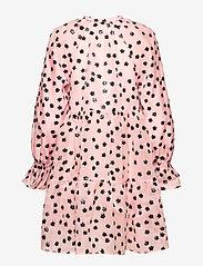 STINE GOYA - Ivana, 1012 Meadow Organza - korte kjoler - meadow blush - 2