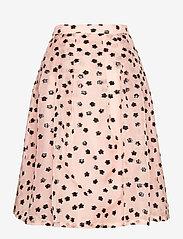STINE GOYA - Thea, 1012 Meadow Organza - midi kjolar - meadow blush - 2
