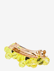 STINE GOYA - Finesa Hairclip, 1066 Jewelry - haar accessoires - yellow - 1