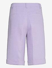 STINE GOYA - Estella, 1113 Iris Tailoring - bermudashorts - lilac - 2
