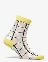 STINE GOYA - Tilly, 1131 Socks - sockor - checks - 1