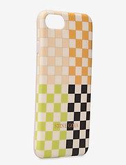 STINE GOYA - Molly, Iphone Cover 6/7/8 - mobilskal - checks - 2