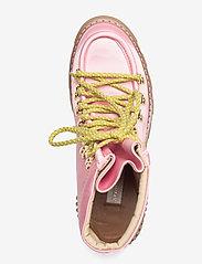 STINE GOYA - Vera, 1154 Satin Boots - flade ankelstøvler - pink - 3