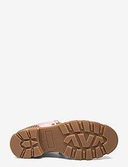 STINE GOYA - Vera, 1154 Satin Boots - flade ankelstøvler - pink - 4
