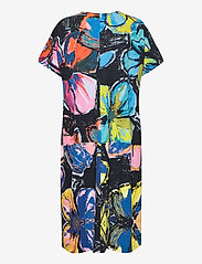STINE GOYA - Jemma, 1176 Poly Stretch - alledaagse jurken - opium garden - 1