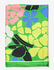 STINE GOYA - Yumma, 1198 Silk Scarves - accessoarer - banana leaf - 1